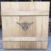 SSR Wooden Crate closed