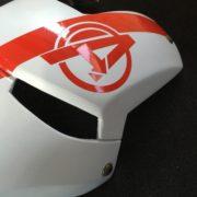 Iron Man Mask - White