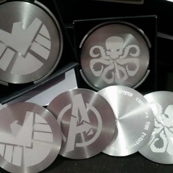 Drink Coasters - Marvel