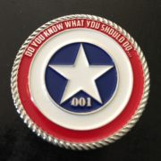 Challenge Coin - Front